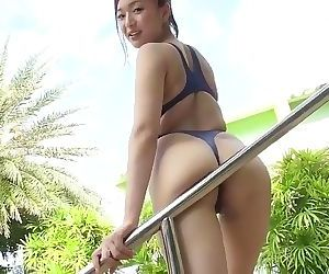 Realise Japaneese ThongBack..