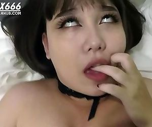 Slutty Maid Cant Stop Orgasm..