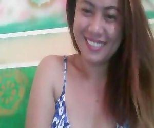 Ex Filipina GF Webcam Show..