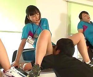 Japanese training..
