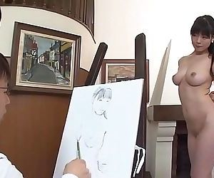 Japanese mother and son nude..